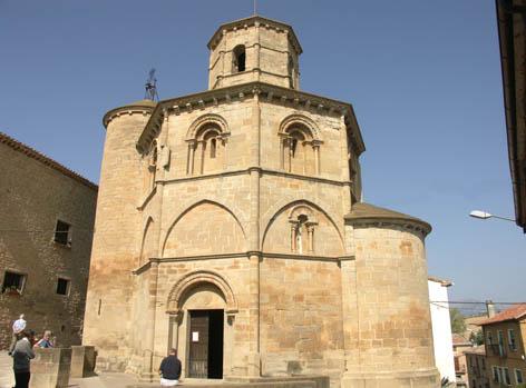 Iglesia de Torres del Río