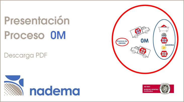 Presentación Proceso 0M de Nadema